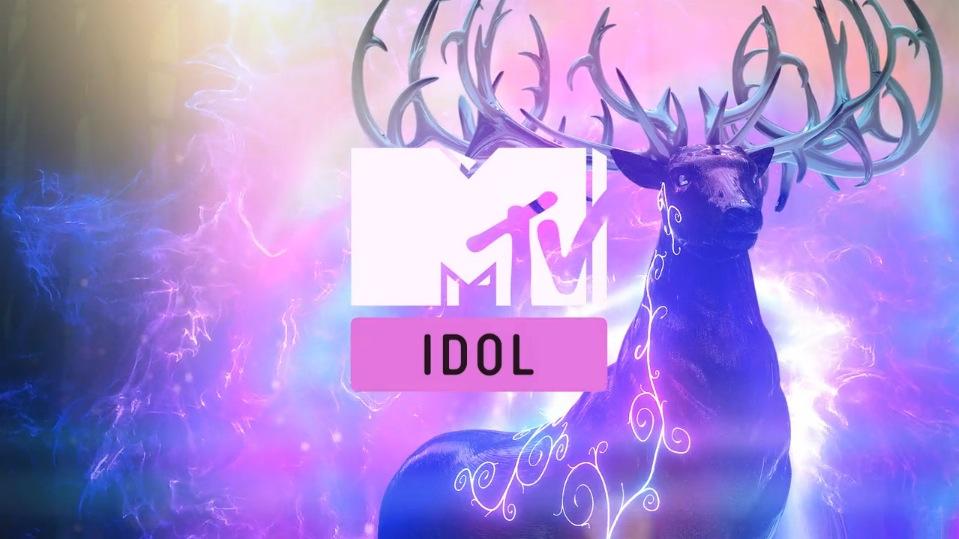 MTV IDOL | タイトルアニメーションを集めたビデオ