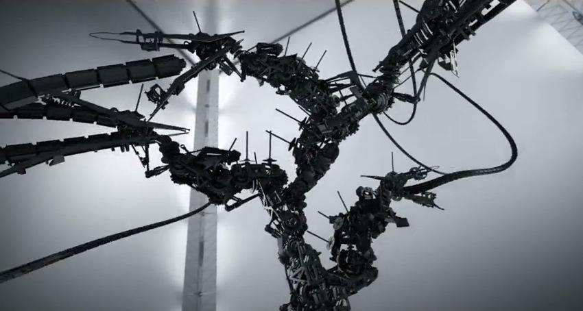 海外の3D制作会社 Artificial Paradise のプロモーションビデオが凄い