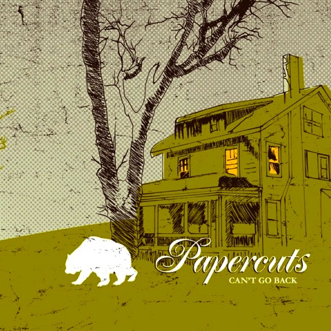 Papercuts / Can't Go Back | アコギが心地よすぎるフォークソングたち (2007)