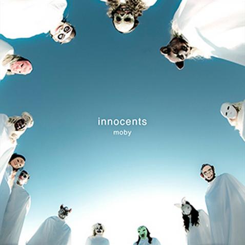 モービー新作『innocents』10月2日発売 限定生産2CD盤も(2013年作品)
