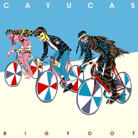 西海岸セレブのための音楽!? Cayucas(カイユカス)のデビュー作『Bigfoot』(2013年作品)