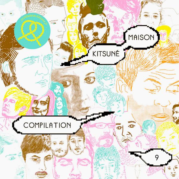 キツネメゾンシリーズ第9弾『Kitsuné Maison Compilation 9: The Cotton Issue』
