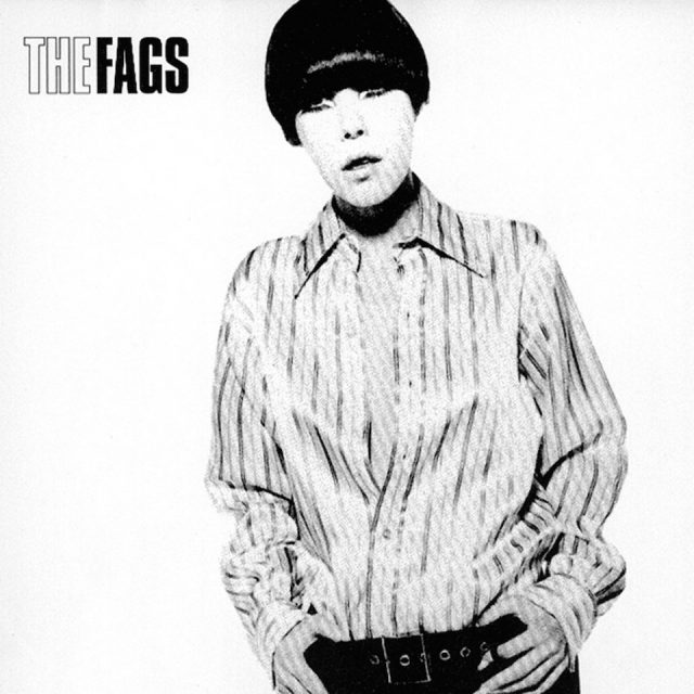 ロックの隠れた名盤 The Fags 5曲入りセルフタイトルEP (2002)