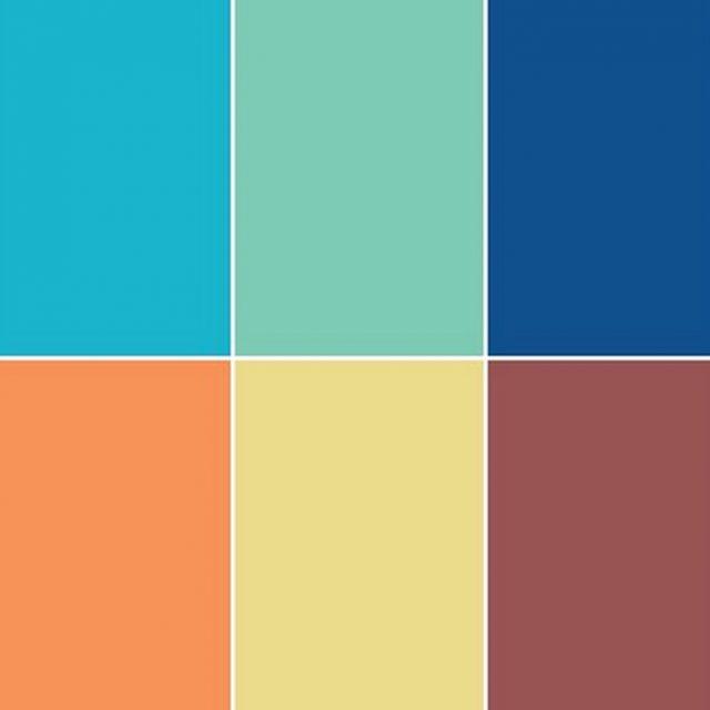 PANTONE 2015 Spring Colors
