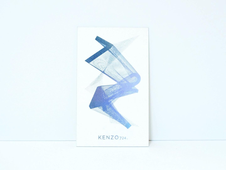 KENZO724 Business Card