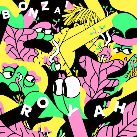 MURA MASAに見出されたシンガーBonzai(ボンザイ)の「Royah」EPがいい!